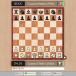 Gioca a Scacchi Online nel ChessBase