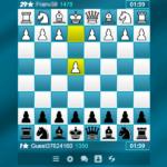 Gioca a scacchi online con Chessfriends