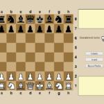 Gioco con il computer che ti permette di giocare a scacchi con un amico